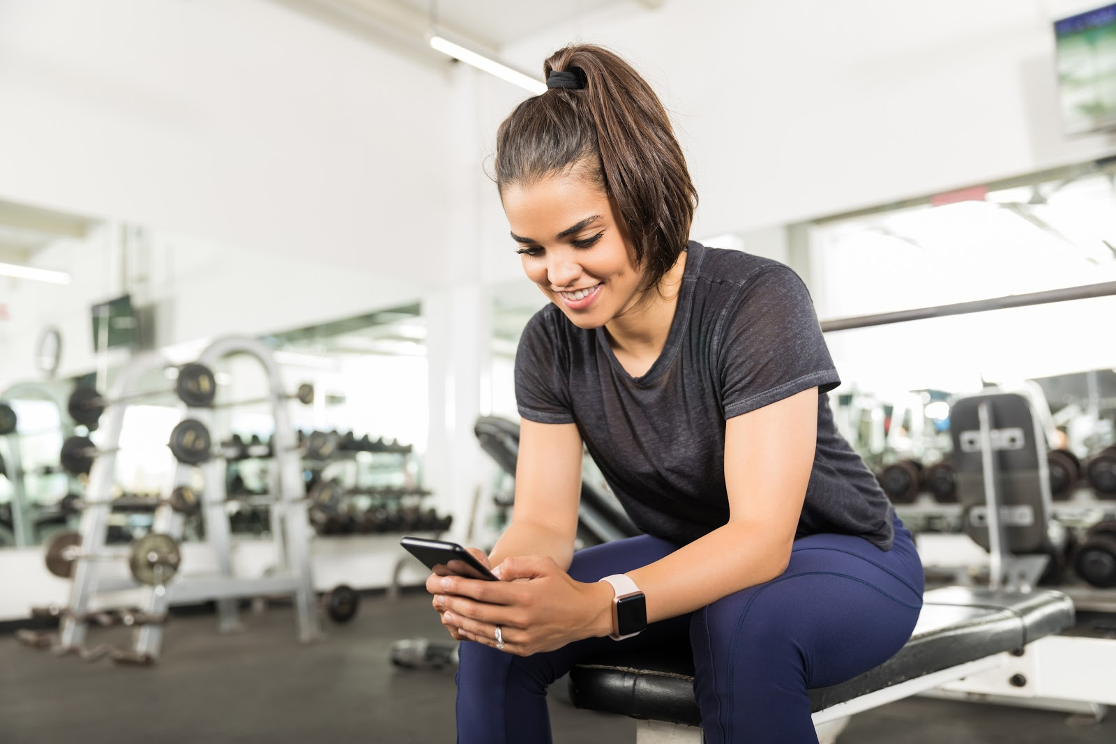 sms for gyms