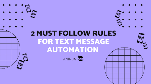 text message automation